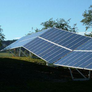 Solaranlage Referenzen